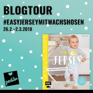 Blogtour »Easy Jersey – Mtwachshosen« Zusammenfassung