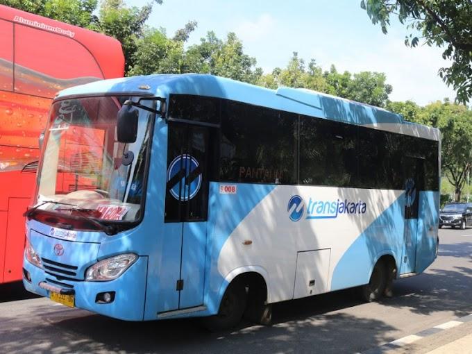Transjakarta 9H | Blok M - Cipedak PP