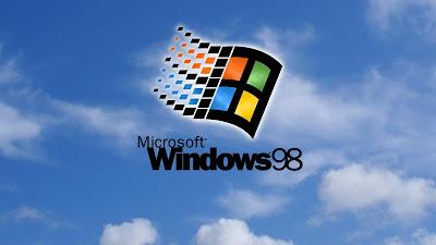 Windows 98 background