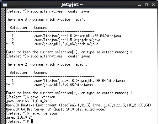 Renante Era's Blog: Installing Oracle Java jdk1 7 0_06 while