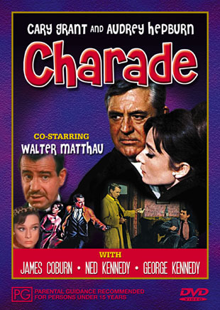 Charade 1963 movieloversreviews.filminspector.com poster