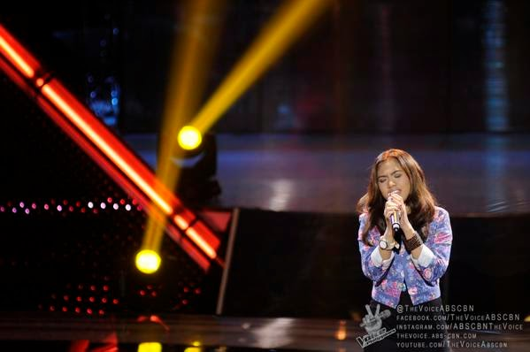 Samantha Felizco sings 'Hurt' on 'The Voice PH' Blind Auditions