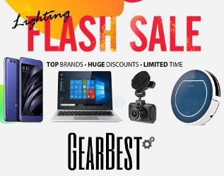 GearBest Flash Sale