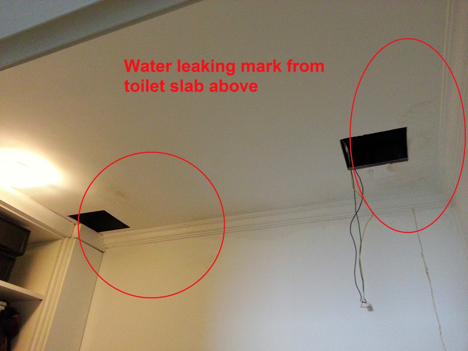 How To Repair Plasterboard Ceiling Hole Boatylicious Org