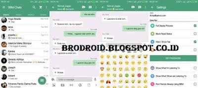 BBM Mod WhatsApp APK 2.13.1.14 Terbaru