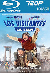 Los visitantes la lían (En la Revolución Francesa) (2016) BDRip m720p