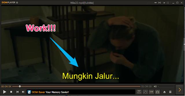 Upload File Subtitle Lagi Ke Film yang kau miliki  Cara Menyatukan/Menggabungkan Subtitle Dengan Film Menjadi Satu