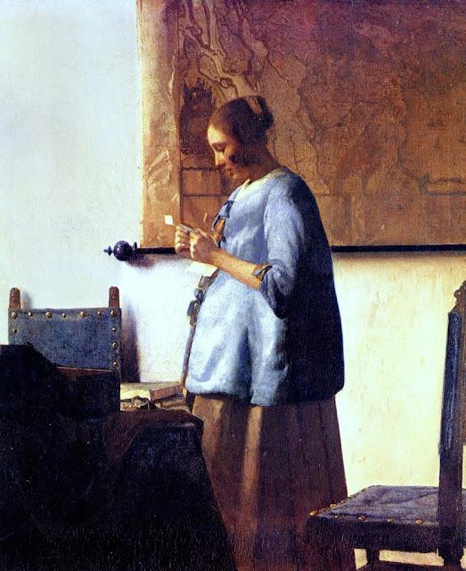 Quando Minha Filha me Apresentou Vermeer: Crônica
