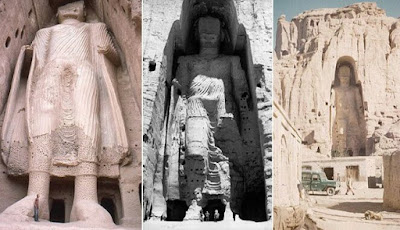 Patung Buddha Bamiyan