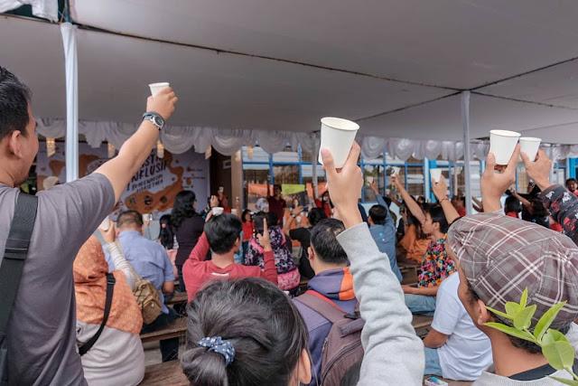 Public Showcase Barista Inklusif, Karena Kopi Kita Setara