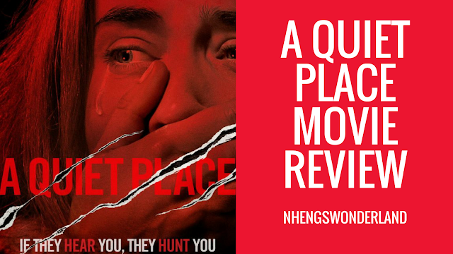 A Quiet Place Movie Review: The Sound of Fear