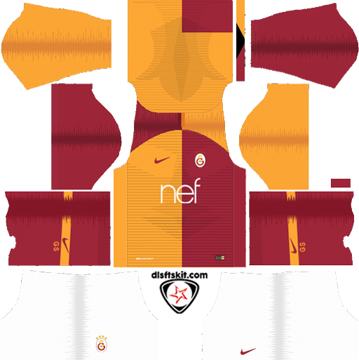 Jersey Kit Dls 18 Indonesia 2019 | jersey logo dls 18 keren, jersey