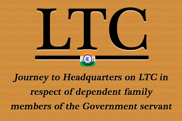 LTC- family-members-Government-servant