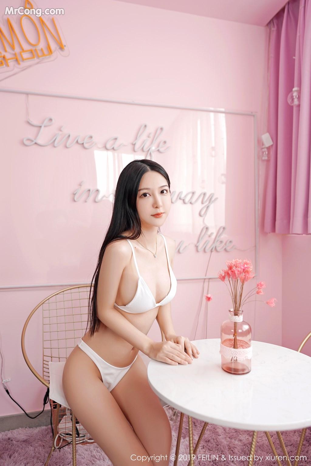 Image FEILIN-Vol.201-Zhang-Jing-Yan-luna-MrCong.com-005 in post FEILIN Vol.201: Zhang Jing Yan (luna张静燕) (61 ảnh)