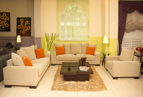 Design Styles For Living Rooms