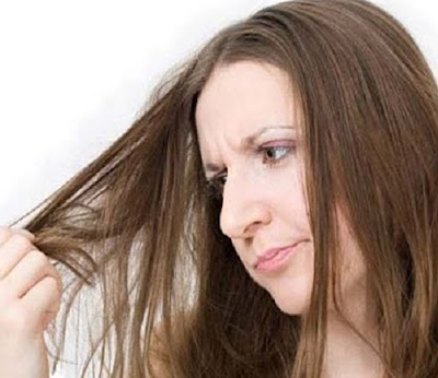 Mengatasi Rambut Kering Dan Kusam