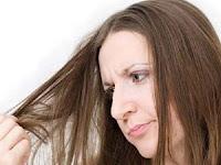 Tips Ampuh Mengatasi Rambut Kering Dan Kusam