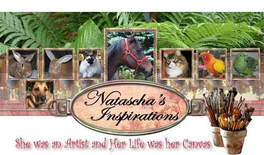 Natascha's Inspirations: Happy Thoughts