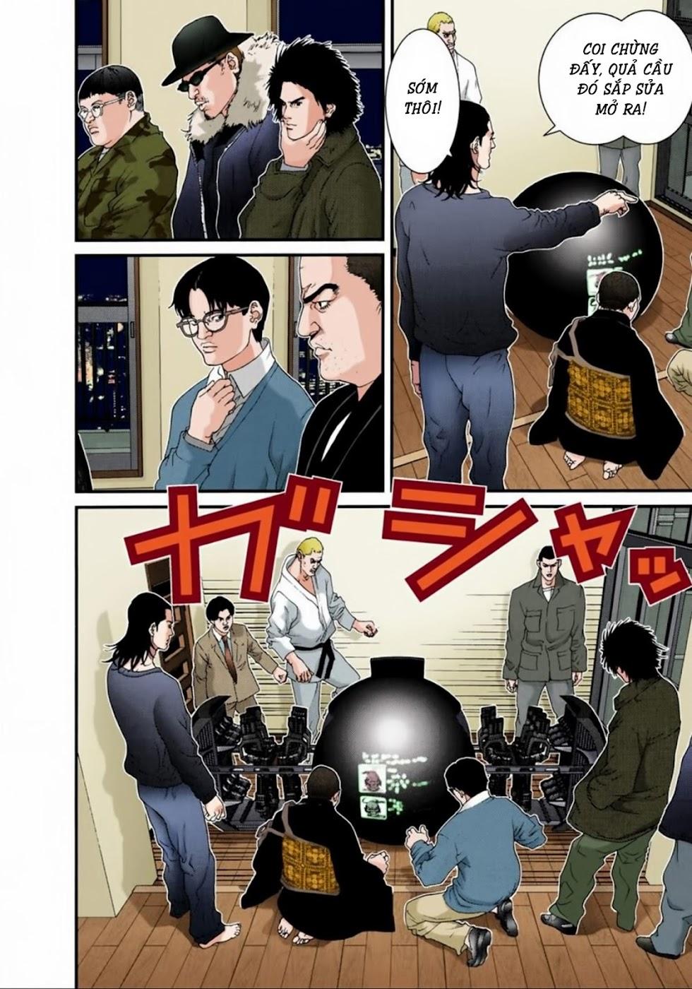 Gantz Chap 59: Tình dục trang 10