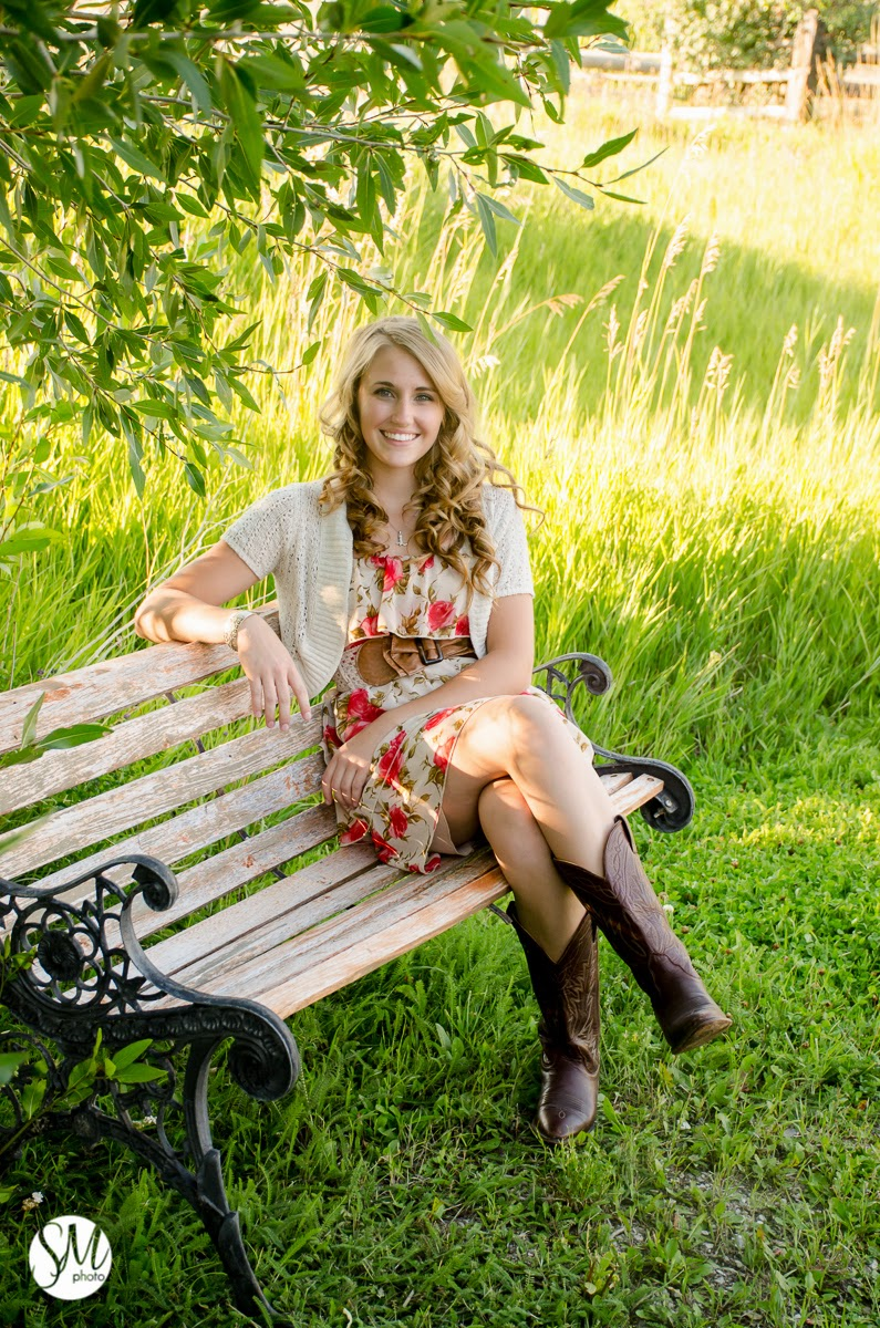 Utah Senior Photography | Hannah, Cokeville High School