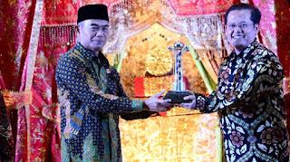 Jumlah Perolehan Medali Setiap Provinsi dengan DKI Jakarta Sebagai Juara Umum Olimpiade Sanis Nasional (OSN) Padang 2018
