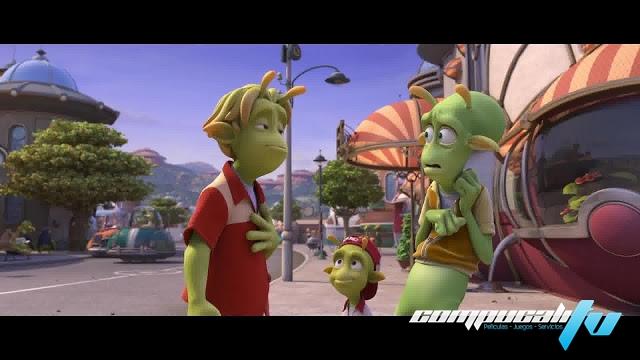 Planeta 51 1080p HD Latino Dual