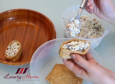 yummy egg mayo caviar appetizers recipe