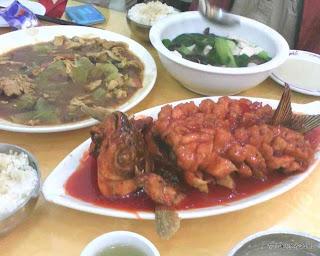 吃在西安[背包火車遊3]