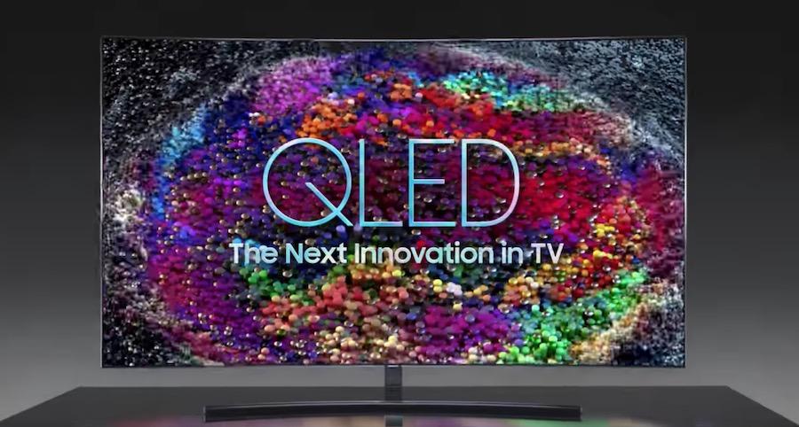 Canzone Samsung Pubblicità TV QLED, Spot Dicembre 2017