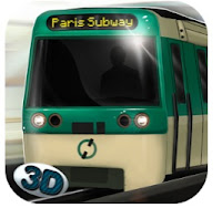 Paris Subway Train Simulator 1.0 Apk
