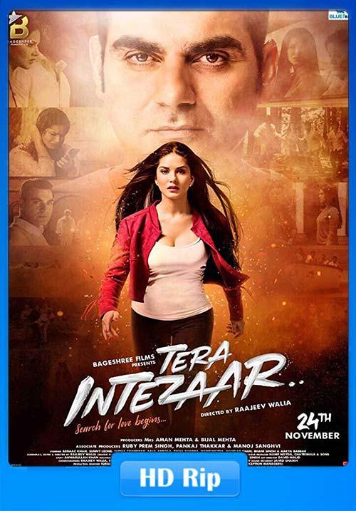 Tera Intezaar 2017 HDTVRip x264 | 480p 300MB | 100MB HEVC
