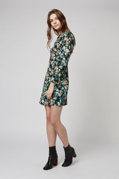 Retro floral doll dress, $95 from Topshop