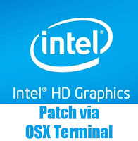 How to Increase Intel HD3000 vRAM with Terminal in OSX