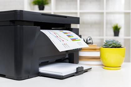 Cara Menghubungkan Laptop Ke Printer Dengan Wifi / Sharing Printer (Connect The Printer To The Network)
