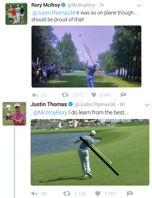 Rory McIlroy Funny Twitter
