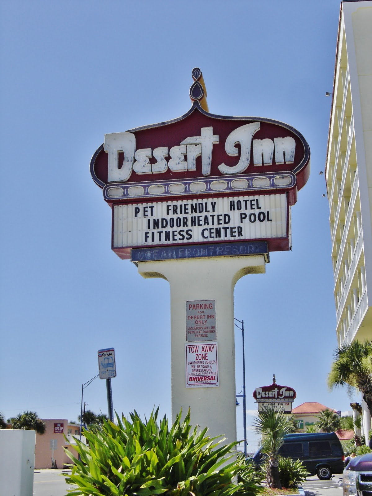 Desert Inn Daytona Beach History The Best Beaches In World