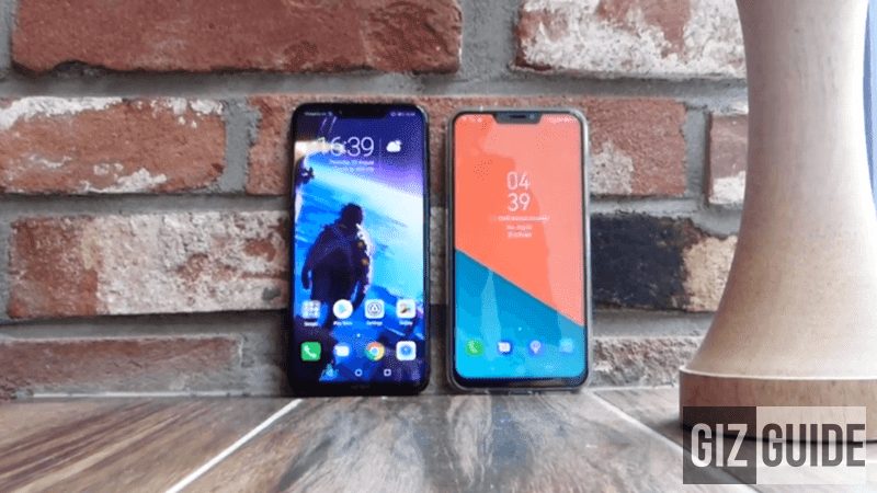 Watch: Honor Play vs ASUS ZenFone 5Z Gaming Comparison - The value for money gaming phone king is?
