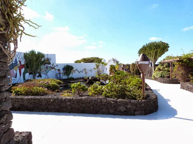 Sehenswürdigkeiten auf Lanzarote, Cesar Manrique, Wohnhaus, Haus
