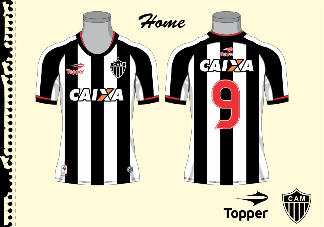 E Se Fosse Assim Clube Atletico Mineiro Mg Show De Camisas