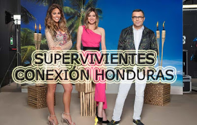 Hoy estreno de Supervivientes 2017 Conexion Honduras