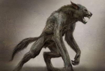 Licántropo u hombre lobo
