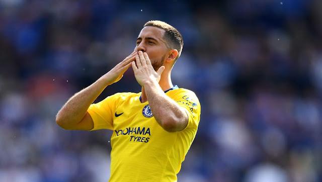 Chelsea accepte de vendre Eden Hazard