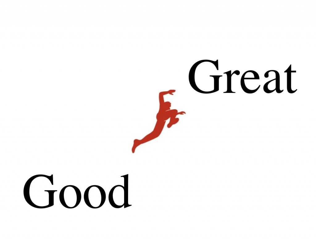 good vs great teachers