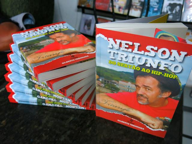 Nelson Triunfo - Do sertão ao Hip Hop #DicadeLivro