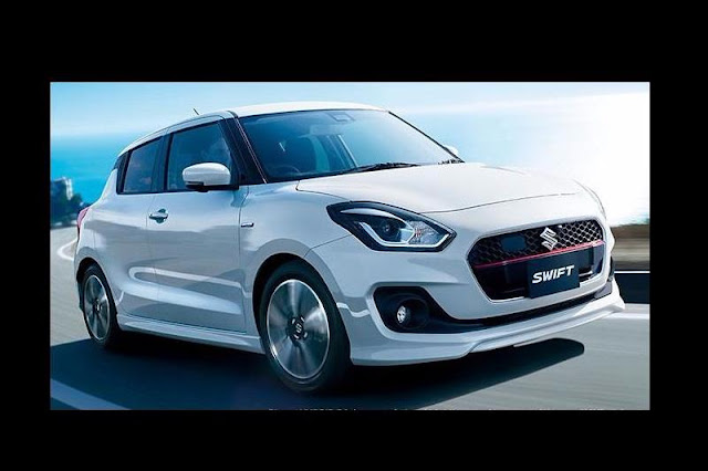 New 2017 Maruti Swift Wallpaper
