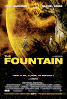 the fountain movie poster cover