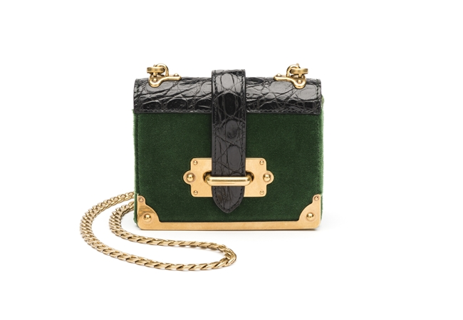 fe2ac0b9a5a4 The Prada Micro Box bag is the fruit of a desire to create a small