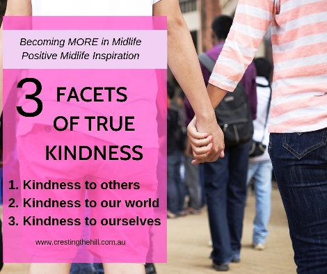 The Virtues Project - The 3 facets of kindness - 1. Kindness to others  2. Kindness to our world  3. Kindness to ourselves #virtuesproject #kindness