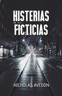 Libro Histerias ficticias, de Nicholas Avedon - Cine de Escritor