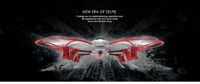 Syma X14W FPV Quadcopter